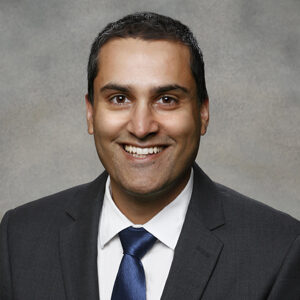 Dr. Karan Sundlass at Richmond Vascular Center (Photo)