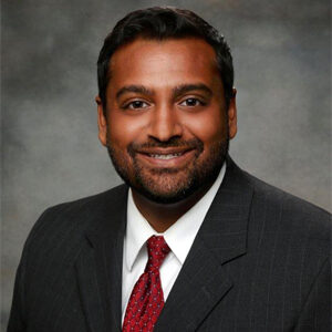 Dr. Sanjay Paidisetty at Richmond Vascular Center (Photo)